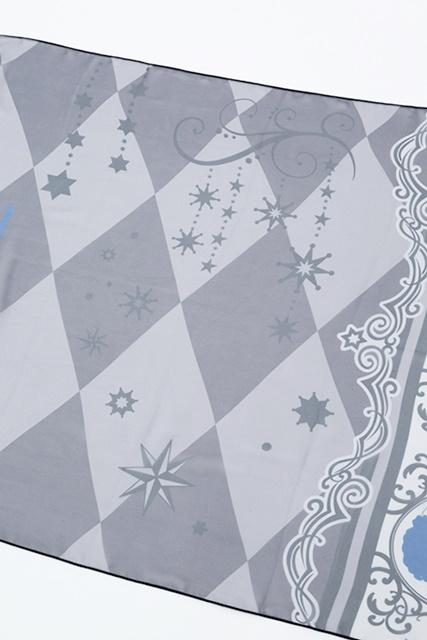 「黒執事 Book of Circus」をイメージしたクラシカルなスカーフがACOSオンライン限定で発売!-7