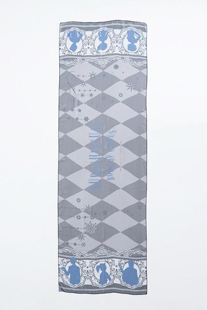 「黒執事 Book of Circus」をイメージしたクラシカルなスカーフがACOSオンライン限定で発売!-3