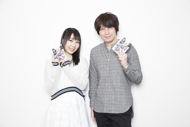 『アサシンズプライド』の声優に小野大輔さんと夏川椎菜さんが決定