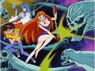 TVアニメ「GS(ゴーストスイーパー)美神」アニバーサリー・ブルーレイが2016年8月24日発売決定!