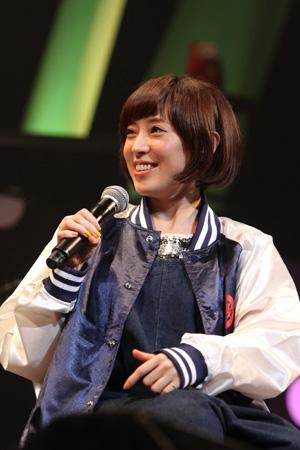 ▲中村繪里子さん