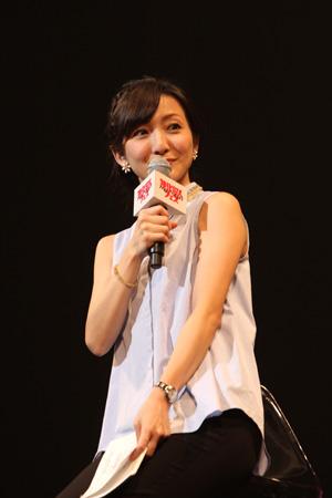 ▲松澤千晶さん
