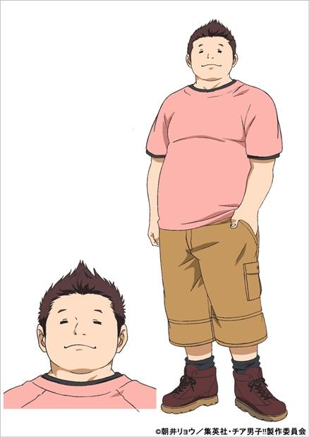 『チア男子!!』杉田智和さん・林勇さんら追加キャスト4名が解禁! メインキャスト陣からのコメントも公開