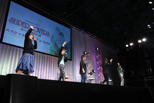 『スパラヴァ』皆川純子さんら登壇の「Autumn Festival」より公式レポート到着! 第二期のOP・ED曲情報も発表!?-5