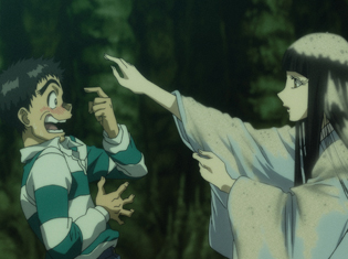 TVアニメ『うしおととら』第32話「母」より先行場面カット到着