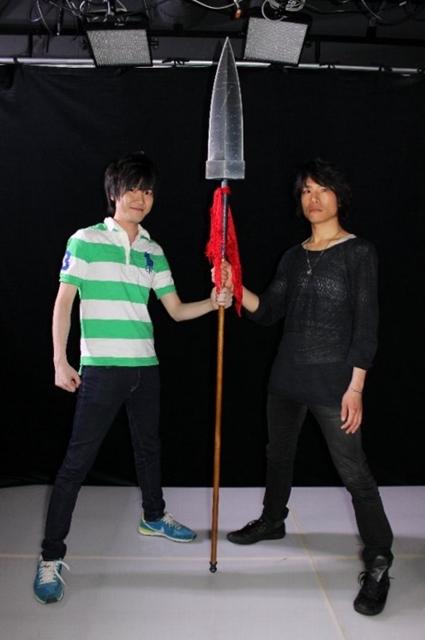 『うしおととら』小高芳太朗さんと畠中祐さんの夢の対談企画が実現!