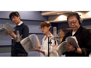 押井守監督と鈴木敏夫さんがタッグを組むことで話題の作品『ガルム・ウォーズ』より、キャラクターを演じる朴ロ美さん、星野貴紀さん、壤晴彦さんのコメント到着!