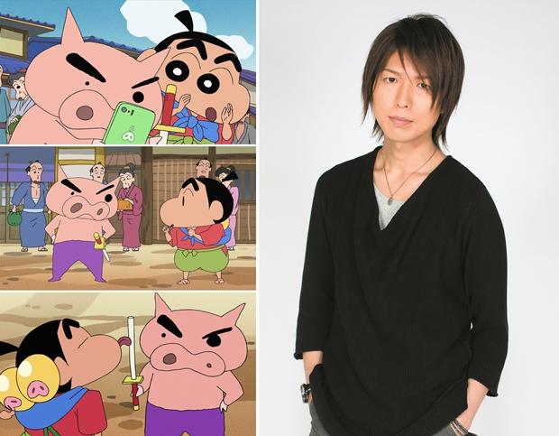 『クレヨンしんちゃん』神谷浩史さんが\u201cぶりぶりざえもん\u201dの新声優に!? 新作ストーリーのあらすじも公開