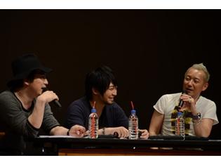 抱腹絶倒!小野坂昌也さん、安元洋貴さん、中村悠一さんら出演『ラジオアワー・世界の王』公開録音イベント2016