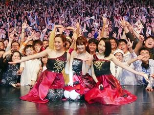 Kalafina、約6年振りの上海公演2daysに数千人! 待望のニューシングルは、あのアニメのEDテーマに!?