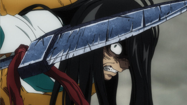 TVアニメ『うしおととら』第33話より先行場面カット到着