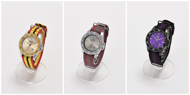 SuperGroupies×『ワンパンマン』コラボ腕時計が登場!