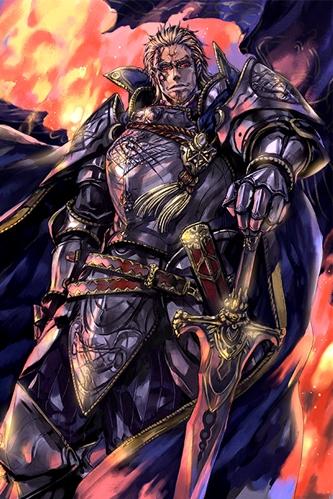 ▲「禍の騎士 オルドレード(CV:石田彰)」