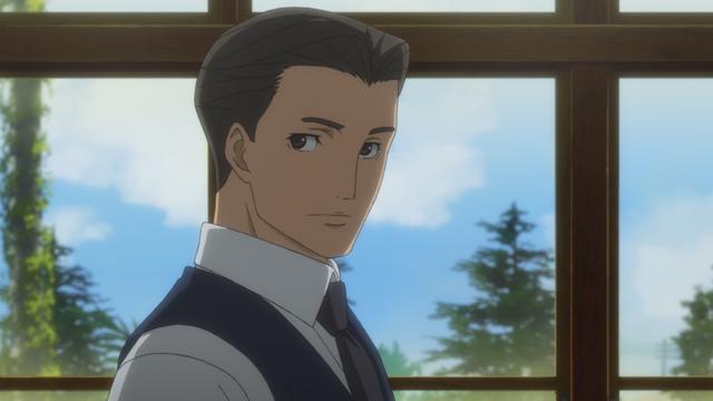 TVアニメ『ジョーカー・ゲーム』第8話より先行場面カット到着