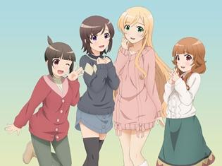 OVA『ろこどる』伊藤美来さん・三澤紗千香さんらが歌う新EDも収録したキャラソンアルバム発売!? 気になる収録内容も解禁