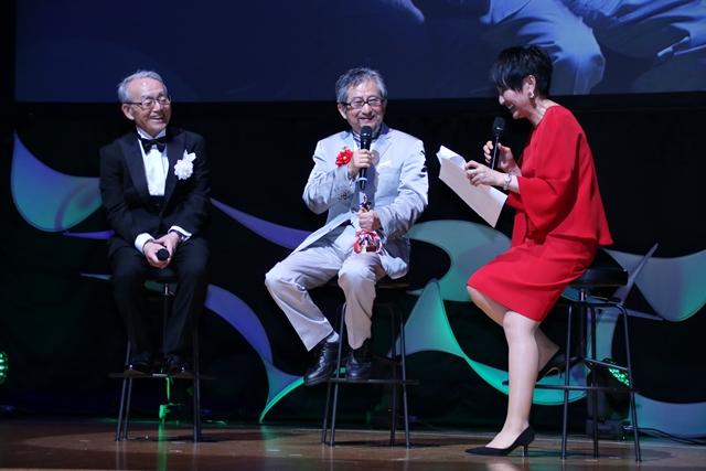 『ガルパン』はダブル受賞! 渕上舞さん、水瀬いのりさんが名を連ねた「日本映画批評家大賞授賞式」をレポート-3