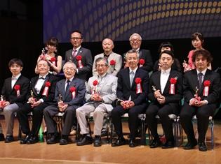 『ガルパン』はダブル受賞! 渕上舞さん、水瀬いのりさんが名を連ねた「日本映画批評家大賞授賞式」をレポート