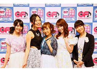 学園恋愛リズムゲーム『ガールフレンド(♪)』初となるオフラインイベントで4周年イベント開催を発表!