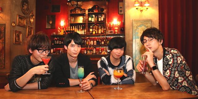 SolidSメンバーがお酒を片手に語る!「Bar SolidS」 | アニメイト ...