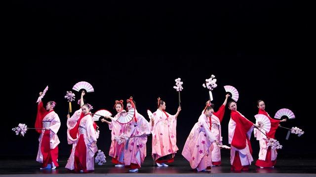 明治座で日本の伝統芸能とアニメを融合した新感覚ミュージカル「SAKURA –JAPAN IN THE BOX–」が公演決定の画像-3