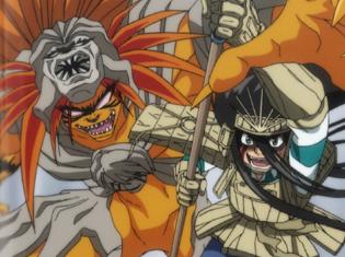 TVアニメ『うしおととら』第37話「最強の悪態」より先行場面カット到着