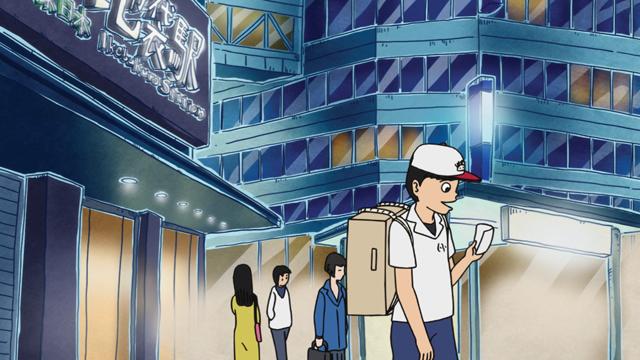 TVアニメ『とんかつDJアゲ太郎』第10話「イルでイケズなIKENOSUKE!!!」より先行場面カット到着!ゲスト声優にKダブシャインさん-7