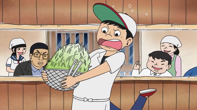 TVアニメ『とんかつDJアゲ太郎』第10話「イルでイケズなIKENOSUKE!!!」より先行場面カット到着!ゲスト声優にKダブシャインさん-2