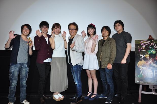 劇場アニメ『牙狼』声優登壇のSPトークイベントより公式レポ到着