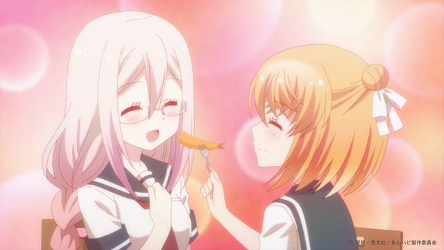 TVアニメ『あんハピ♪』第11話より先行場面カット到着