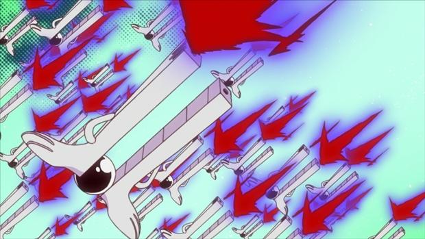 6月17日放送『宇宙パトロールルル子』第12話の先行場面カット到着! ショートアニメ『インフェルノコップ』全話放送も決定