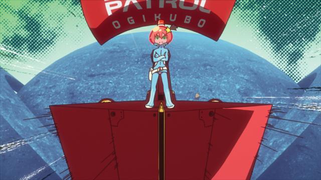 TVアニメ『宇宙パトロールルル子』第12話「告白」より<ネタバレあり>な場面カット到着