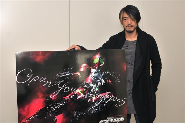 『仮面ライダーアマゾンズ』鷹山仁役・谷口賢志さんインタビュー
