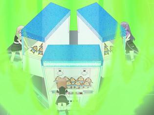 『美少女遊戯ユニット クレーンゲール』第12話「希望のトライアングル!」先行場面写真が到着!