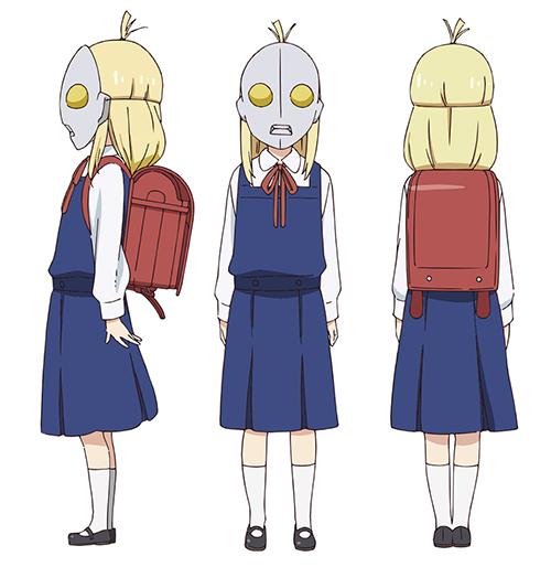 ▲謎の小学生:宇佐美と内巻が1年生の時に出会った謎の小学生。
