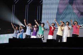 9人のスターが奏でるキラキラなショータイム!『Kiramune Music Festival 2016』レポートの画像-1