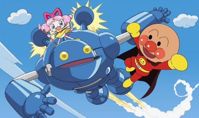 映画『それいけ!アンパンマン おもちゃの星のナンダとルンダ』(2016年)