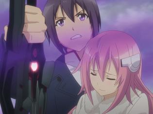 TVアニメ『学戦都市アスタリスク』第23話「孤毒の魔女」より場面カット到着