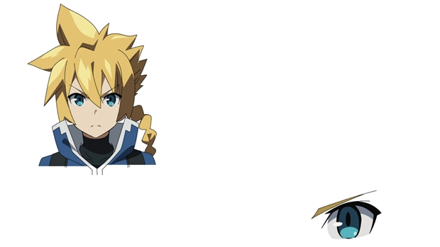 ニンテンドー3DS「蒼き雷霆(アームドブルー) ガンヴォルト」がアニメ化決定! キャラクター設定画やスタッフも公開