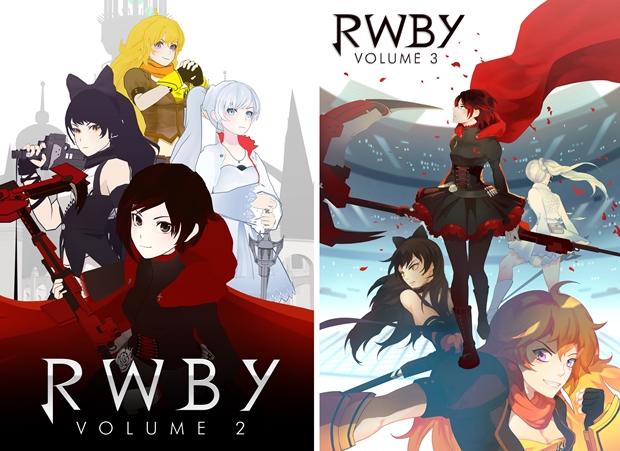『RWBY』Volume2&3の日本語吹き替え版が制作決定!