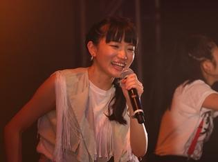 千菅春香さん1stライブ「FIRST TRY!」の公式レポート到着!「デビューから3年半の奇跡を詰め込んだSPなライブです」