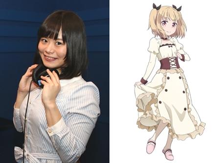 『NEW GAME!』飯島ゆん役・竹尾歩美さんインタビュー