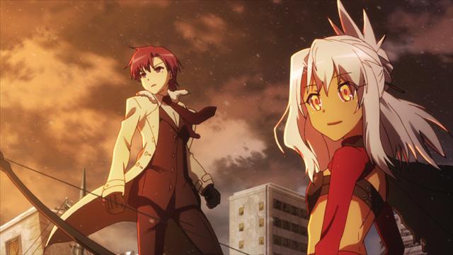 Fate/kaleid liner プリズマ☆イリヤ-26