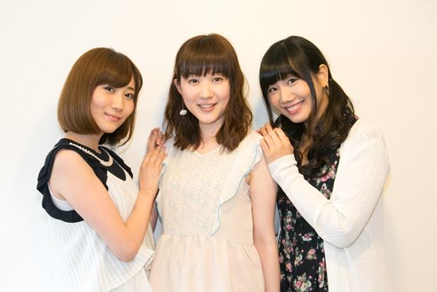 清都ありささん、冨岡美沙子さん、湯浅かえでさんロングインタビュー