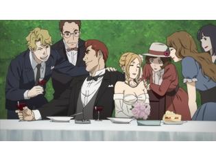 TVアニメ『91Days』第2話「Day2 いつわりの幻影」より場面カット到着!