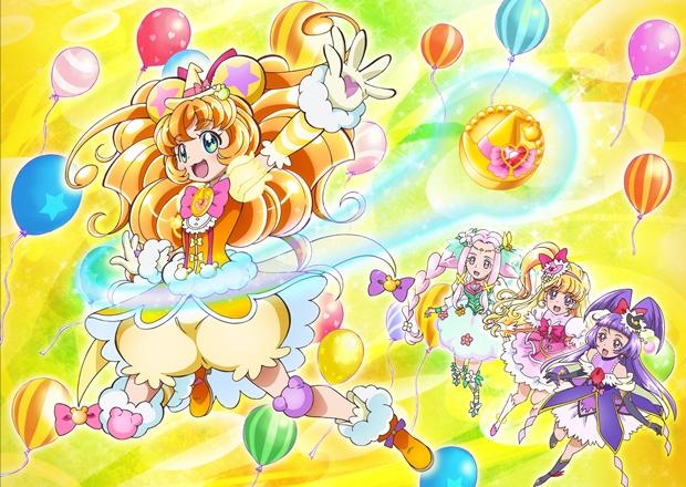 『映画魔法つかいプリキュア!』前売券販売枚数が前作対比423%!
