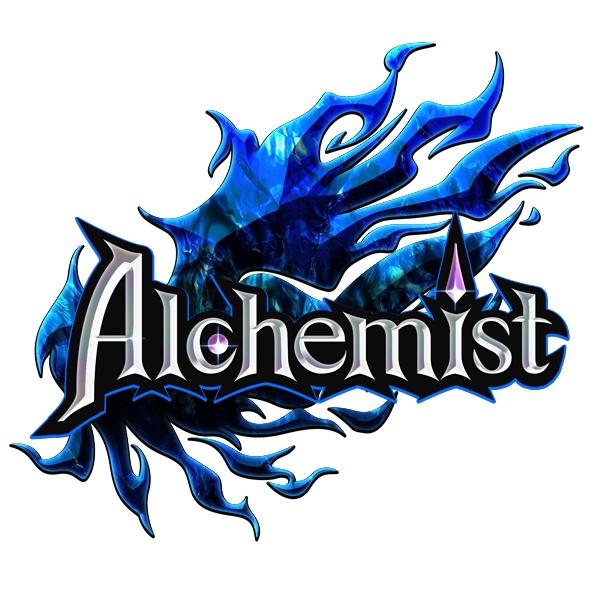 ▲クループ:Alchemist (アルケミスト)のロゴ
