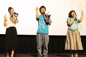 『宇宙パトロールルル子』一挙上映会&トークショーレポート