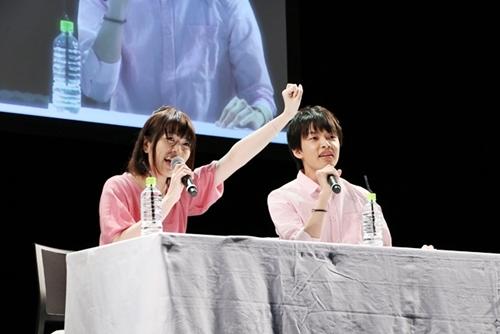 『アスタリスク』加隈亜衣さん&田丸篤志さんが仲良く罰ゲーム!?
