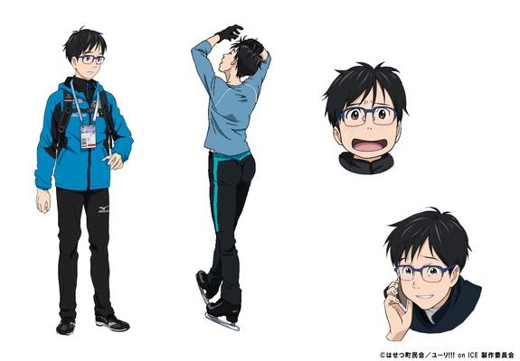 ユーリ!!! on ICE ▼キャラ名▼