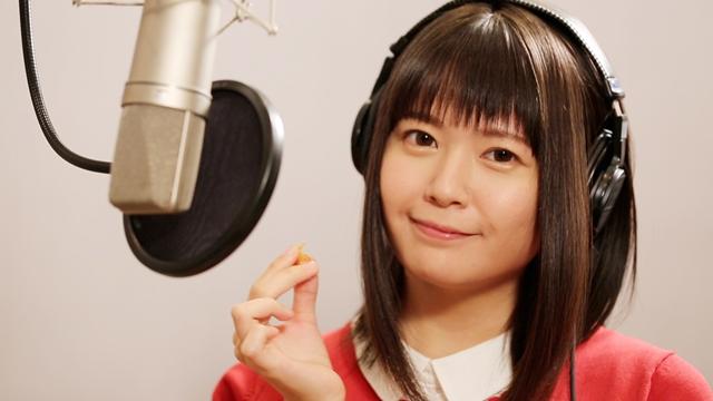 人気声優・竹達彩奈さんがベビースターCMに登場!